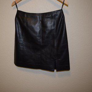 Siena Studio Leather Skirt